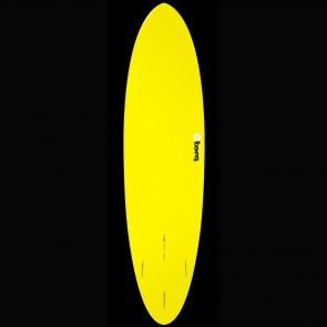 Torq Surfboards 7'2'' Torq Mod Funboard - Yellow/Pink