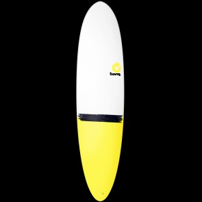 Torq Surfboards 7'6'' Torq Mod Funboard - Yellow Dip