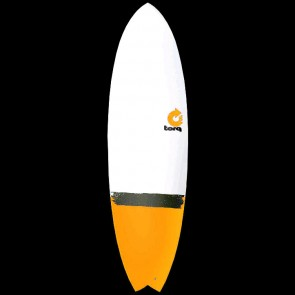 Torq Surfboards 6'3'' Torq Mod Fish - Orange Dip