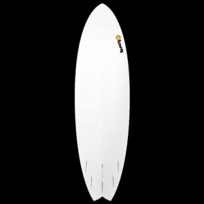 Torq Surfboards - 6'6'' Torq Mod Fish - Pinline