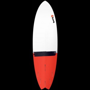 Torq Surfboards 6'6'' Torq Mod Fish - Red Dip