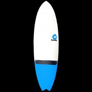 Torq Surfboards - 6'10'' Torq Mod Fish - Blue Dip