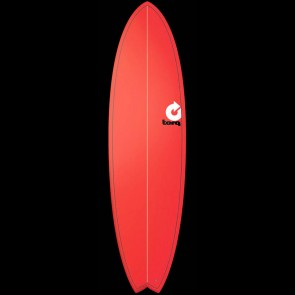 Torq Surfboards 6'10'' Torq Mod Fish - Red