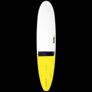 Torq Surfboards 9'0'' Torq Longboard - Yellow Tail