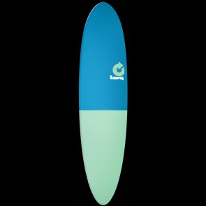 Torq Surfboards 7'6'' Torq Mod Funboard - Blue/Turquoise