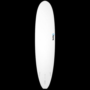 Torq Surfboards - 8'0'' Torq Mini Longboard - Blue