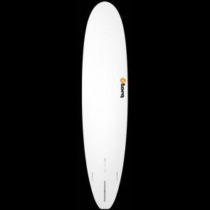 Torq Surfboards 8'6'' Torq Longboard - Yellow/Orange Fade