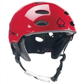 Pro-Tec Ace Wake Helmet - Gloss Red
