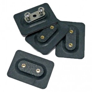 North Shore Inc Surface Mount Footstrap Inserts