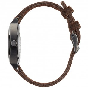 Nixon Watches The Time Teller - Gunmetal/Brown
