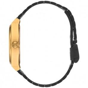 Nixon Time Teller Watch - Gold/Black Sunray