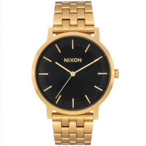 Nixon Porter Watch - Gold/Black