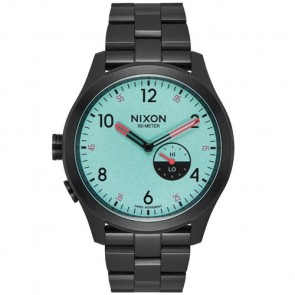 Nixon Beacon Watch - All Black/Blue