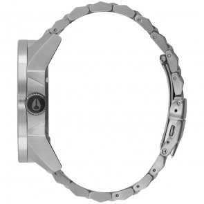 Nixon Corporal SS Watch - Grey/Rose Gold