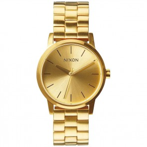 Nixon Watches The Small Kensington - All Gold