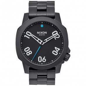 Nixon Ranger 40 Watch - All Black