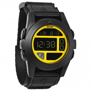 Nixon Watches - The Baja - Black/Yellow