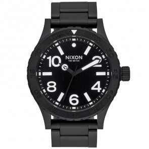 Nixon 46 Watch - All Black
