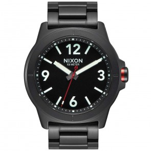 Nixon Cardiff Watch - All Black