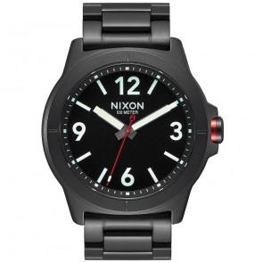 Nixon Cardiff Watch - All Black