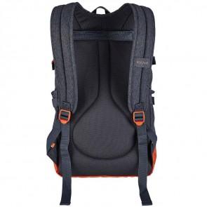 Nixon Swamis Backpack - Dark Gray/Orange