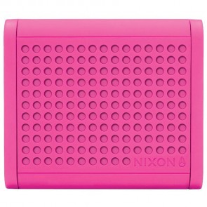 Nixon Mini Blaster Portable Wireless Speaker - Magenta