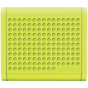Nixon Mini Blaster Portable Wireless Speaker - Neon Green
