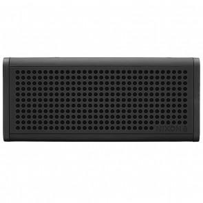 Nixon Blaster Pro Portable Wireless Speaker - All Black