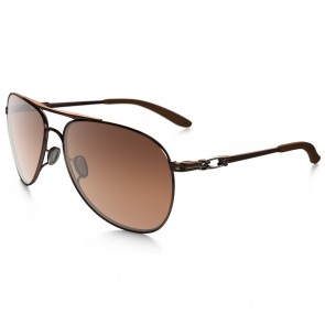 Oakley Women's Daisy Chain Sunglasses - Rose Gold/VR50 Brown Gradient