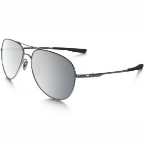 Oakley Elmont Sunglasses - Chrome/Chrome Iridium