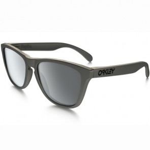 Oakley Women's Frogskins Sunglasses - Lead/Black Iridium