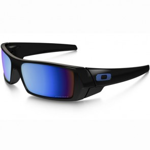 Oakley Gascan Polarized Sunglasses - Polished Black/Prizm Deep Water