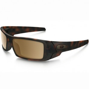 Oakley Gascan Sunglasses - Matte Tortoise/Tungsten Iridium