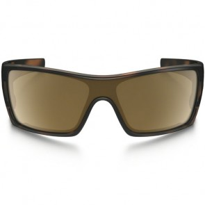 Oakley Batwolf Sunglasses - Matte Tortoise/Tungsten Iridium