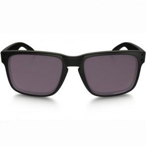 Oakley Holbrook Polarized Sunglasses - Matte Black/Prizm Daily