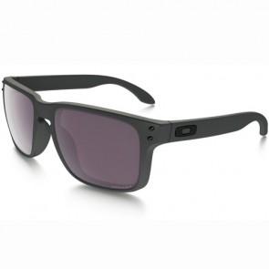 Oakley Holbrook Polarized Sunglasses - Steel/Prizm Daily