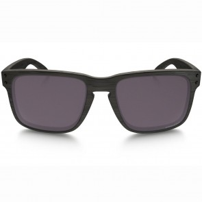 Oakley Holbrook Polarized Sunglasses - Woodgrain/Prizm Daily