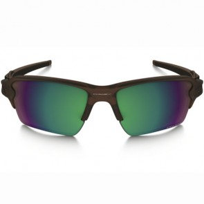 Oakley Flak 2.0 XL Polarized Sunglasses - Matte Rootbeer/Prizm Shallow Water