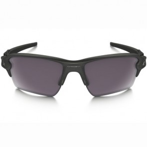 Oakley Flak 2.0 XL Polarized Sunglasses - Steel/Prizm Daily