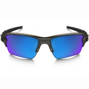 Oakley Flak 2.0 XL Metals Sunglasses - Lead/Sapphire Iridium