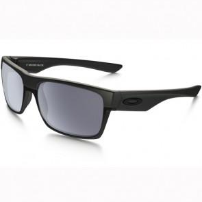 Oakley Twoface Sunglasses - Steel/Grey