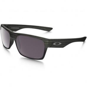 Oakley Twoface Prizm Polarized Sunglasses - Woodgrain/Prizm Daily