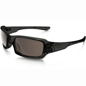 Oakley Fives Squared Sunglasses - Grey Smoke/Warm Grey