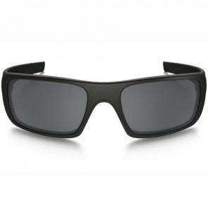 Oakley Crankshaft Polarized Sunglasses - Matte Black/Black Iridium