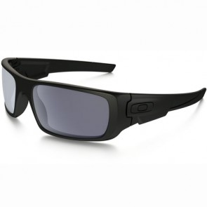 Oakley Crankshaft Covert Sunglasses - Matte Black/Grey
