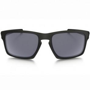 Oakley Sliver Sunglasses - Matte Black/Grey