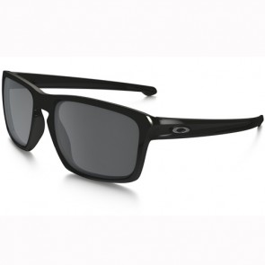 Oakley Sliver Sunglasses - Polished Black/Black Iridium