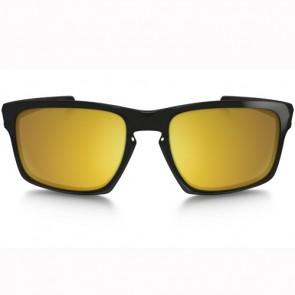 Oakley Sliver Sunglasses - Polished Black/24K Iridium