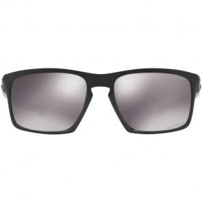 Oakley Sliver Prizm Sunglasses - Polished Black