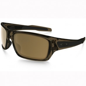 Oakley Turbine Sunglasses - Brown Smoke/Dark Bronze